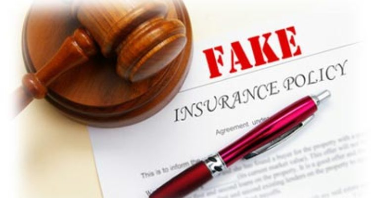 What Happens if I Provide Fake Proof of Insurance?