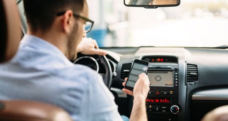 Smart Phone App Eliminates Texting While Driving