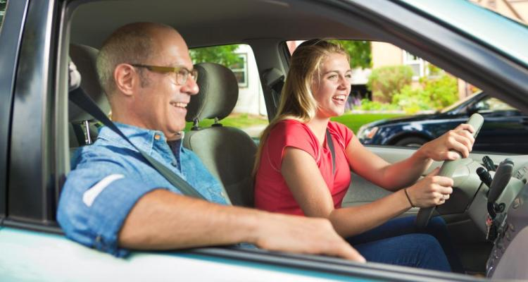 Have You Taught Your Teenager To Scan The Road?