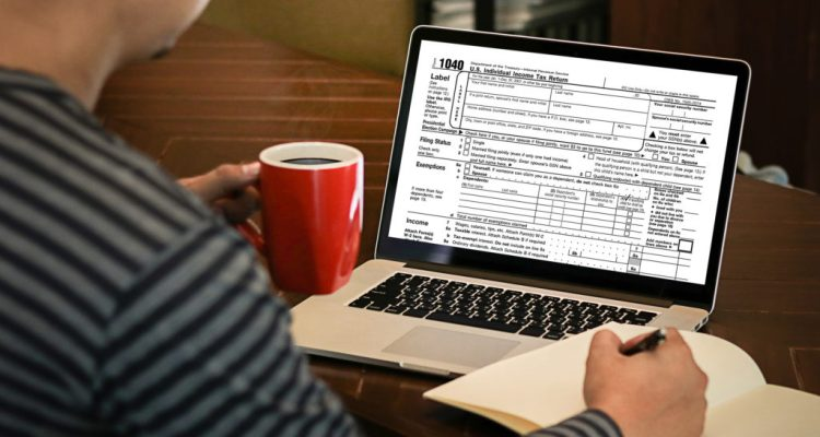 Online Filing of Taxes